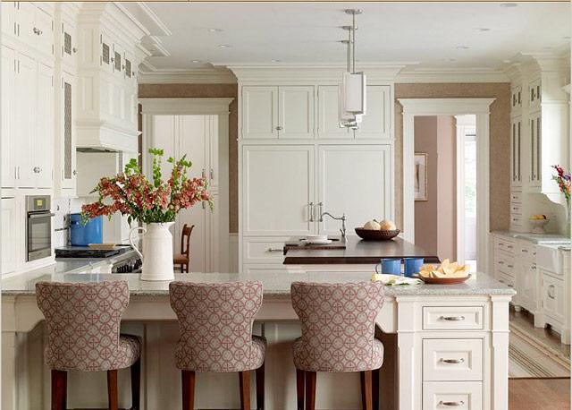 дизайн кухни по американски статьи о мебели и дизайне
