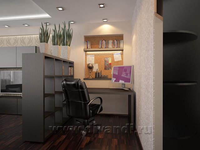 Дизайн интерьера квартир, фото новинки 2017 | Цены на ...
