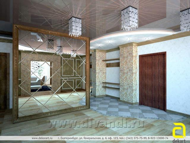 прихожая - дизайн частных интерьеров, дизайн, дизайнер, дизайн интерьера...