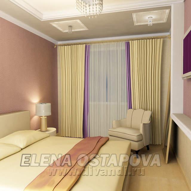 Романовской дизайн спальни 83 серия картинки для малого
