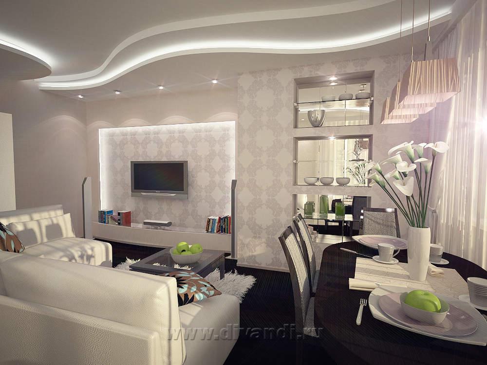 Дизайн квартир фото трехкомнатных квартир 100 кв.м