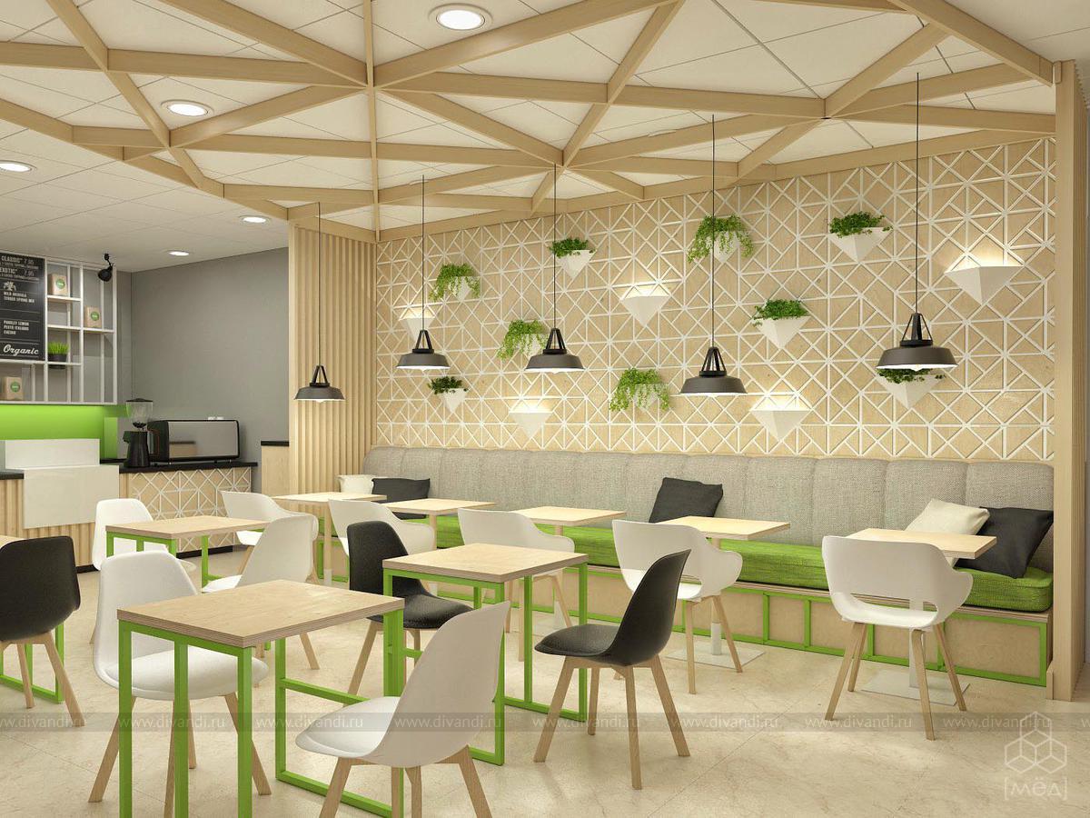 Дизайн проект кафе стоимость