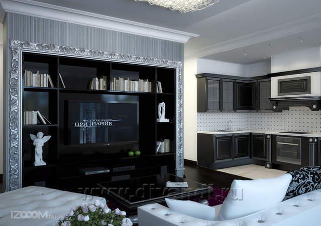 Дизайн квартир в стиле арт деко фото