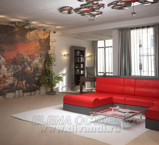 Квартиры-студии фото дизайн