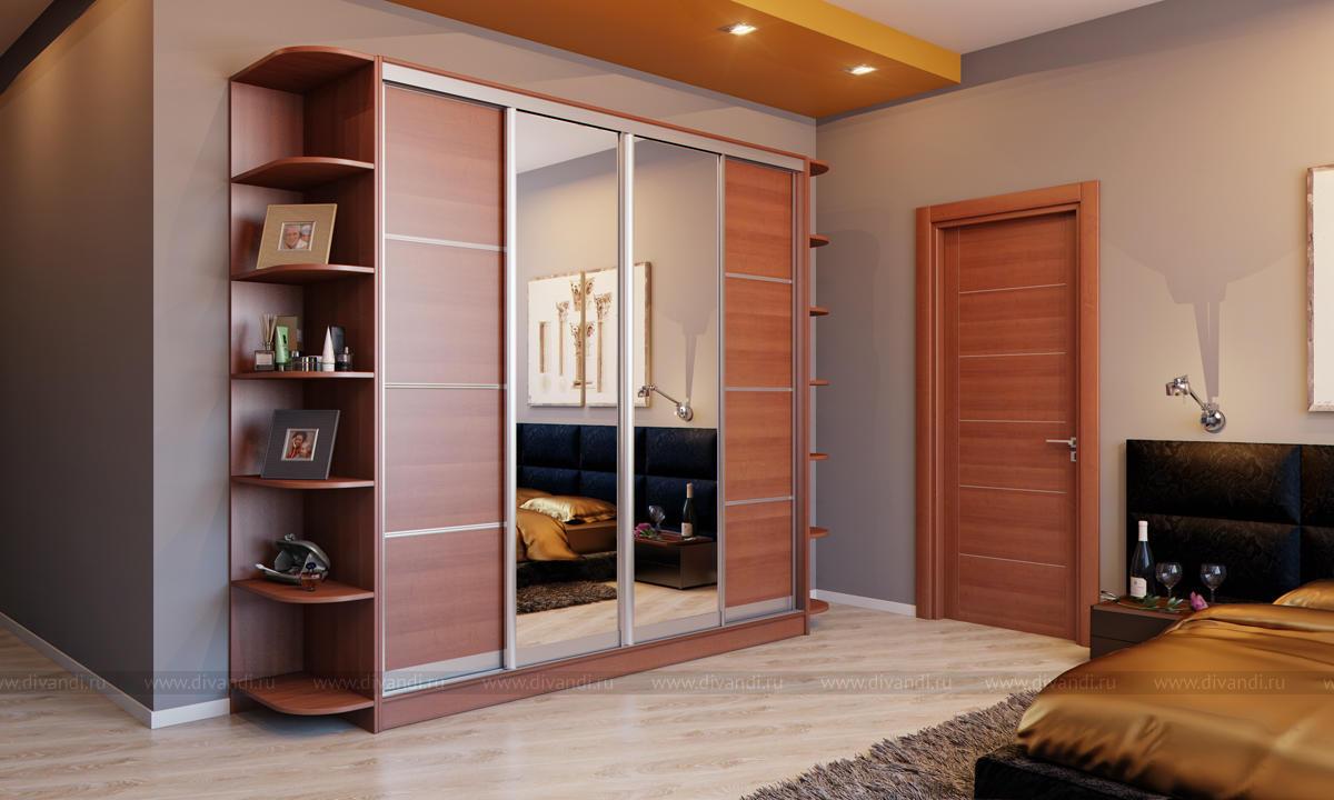 Мебель для дома - шкафы купе обзор, рекомендации смогЁм сами.