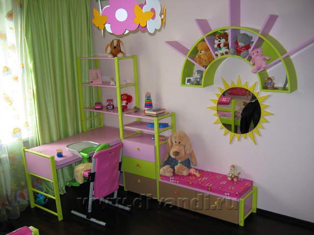 Уголок для девочек в детском саду фото