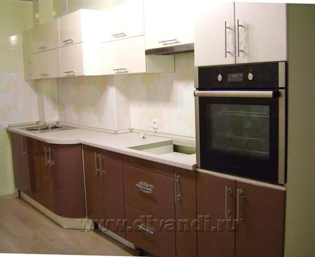 и белый шоколад фото кухня глянец