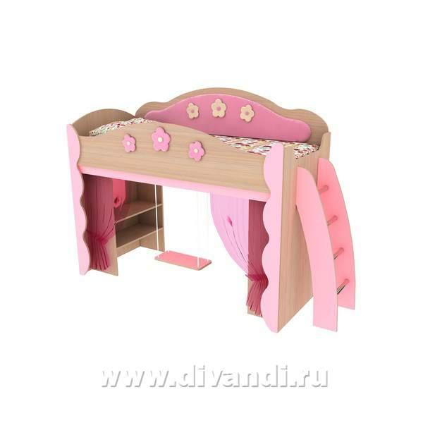 Описание: Детская мебель для девочки 10-12 лет