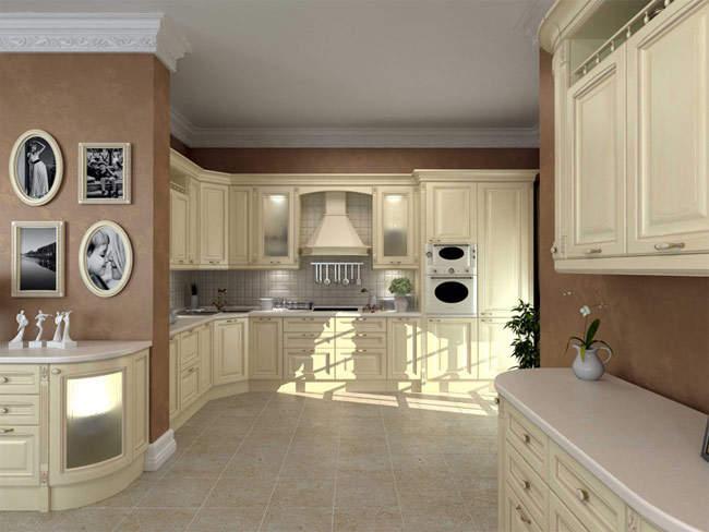 Lorena кухни представляет мебельный гарнитур джованни в новом